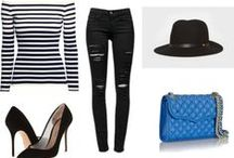 Polyvore Outfits Syled By Me / Polyvore outfit inspiration for winter, spring, summer, and fall.