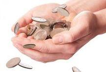 Money Matters / Money, budgeting, and finance.