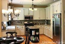 Kitchen Ideas / by Cassandra Giller