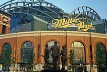 Milwaukee Brewers / by Mary Alice Morales