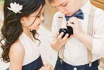Wedding:FlowerGirl& RingBear / Navy blue. Teal. Aqua. Mint. White / by Olivia cupcake Johnson