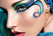 Make up art
