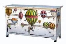 Furniture Mod Podge / by Cindy Christal-Atagana