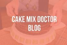 Cake Mix Doctor Blog / Cake Recipes | Cake Mix Doctor Recipes | Cake Mix Doctor.