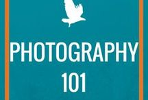 Photography 101 / Tips and tricks to be a better photographer