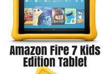 Amazon Kids Pop Up Shop Content
