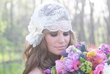 the yellow peony / The Yellow Peony is beautifully handmade bridal headpieces, veils, fascinators and accessories. https://www.etsy.com/shop/theyellowpeony  / by Haley Williams   The Yellow Peony