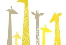Just us Giraffes / by Erica Esser
