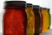 Home of the Ball Jar / Ball jars can be used for much more than canning! This board is dedicated to Ball Jar crafts, recipes, DIYs, and more! / by Minnetrista