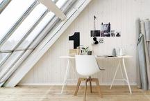 Workspaces / by Gwen McCarter