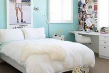 Bedroom Inspiration / by Haley Harrison
