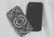 iPhone Cases / by Haley Harrison
