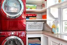 Laundry / Laundry room....everything at your fingertips.  / by Nancy Black