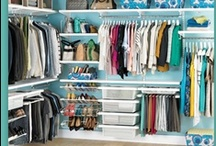 Closets / by Nancy Black