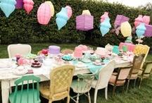E N T E R T A I N | party | celebrate | s t y l e / by Kathy Wright