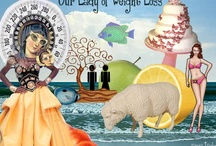 PLAY and LOSE:  Weight Loss JigSaw Puzzles / Did you know that JigSaw Clicking Burns Calories AND it keeps both your hands and mind busy!  Click on!