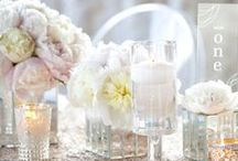 All about the wedding decor  / There are so many aspects to wedding decor, here's some ideas to get you started !