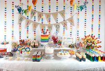 Birthday Party Ideas / by Christina Turner