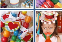Birthday party inspiration / by Heather Phillips