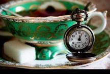 tea time / by Addi