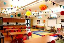 Classroom Environments / The best & brightest classroom environments that would make any child love going to school! / by Constructive Playthings