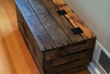 Pallets & Reclaimed Wood / by Casie Duffy
