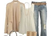 Clothes! :) / by Rebecca Nail