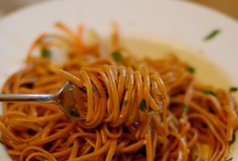 Pasta / by Cindy Rodgerson