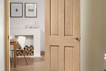 Panelled Fire Doors / A fantastic selection of panel and flush fire doors.