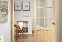 Internal Pine Glazed Doors / A good selection of pine doors that should suit most pockets.