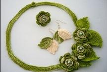 Crochet Jewlery / by lanasyovillos .