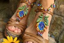 Festival Fashion / Cool outfits and rocking looks for the festival season. Jewellery, dresses, colours and bohemian style.