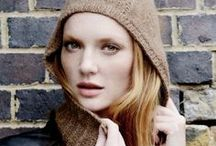 The Hats / Woolly hats, knitted beanies, slouchy, berets, trapper hats, headbands, trilbys, top hats and more...