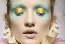 Hair and Beauty / Cool hair and beauty, gorgeous makeup and ideas, great colours, elegance, striking, stunning and fabulous.