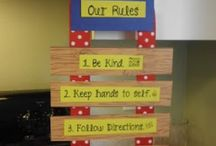 Ideas for the 3's room!!! / Classroom ideas for 3 year olds / by Kristie Johnson