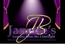 Janette's Lessons from the Limelight / Janette's weekly wisdom on how to CRACK-THE-CODE and effectively and affordably incorporate video, media, PR, publicity, visibility, social media, speaking and leveraging secrets into your marketing and communication mix