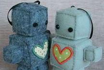 Felt Robots