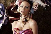 Glamour Choice / Elegance and glamour, beautiful, stunning statement jewellery and fabulous fashion.