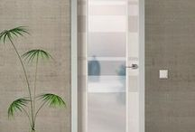 Sanrafael Lifestyle Glass Fire Doors / See Glass Fire Doors from the Lifestyle range by one of Europe's largest Door Manufacturers.