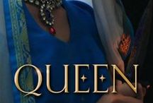 Queen / Biblical speculative fiction inspired by the OT book of Esther!