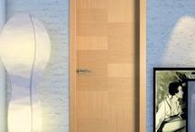 Sanrafael Lisa Flush Door / See Flush & Panelled Doors from the Lisa range by one of Europe's largest Door Manufacturers.