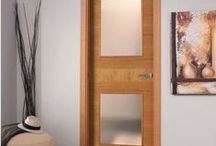 Sanrafael Lisa Glazed Fire Doors / Glass Fire Doors from the Lisa range by one of Europe's largest Door Manufacturers.