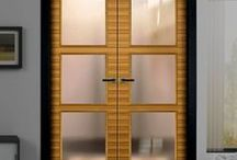 Sanrafael Lisas Glass Double Doors / See Glass Double Doors from the Lisas range by one of Europe's largest Door Manufacturers.