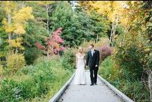 Fall Weddings / Weddings in the fall season are full of amazing rustic details, fall color and seasonal foods. Check out our favorite wedding inspiration on this board for your autumn nuptials!