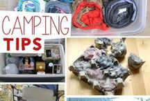 Camping / Products and tips to help you organize your camping trip. / by Nancy Black