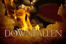 DownFallen / Book 3 in the Realms of the Infinite series!