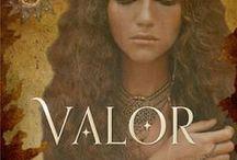 Valor / The INFINITE series, book 7!