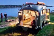Campers & Camper Living