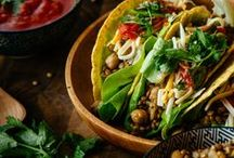 Taco Tuesday / Lentils + Tacos = a match made in heaven