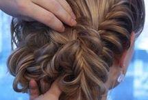 Hairstyles / by Deita Jensen